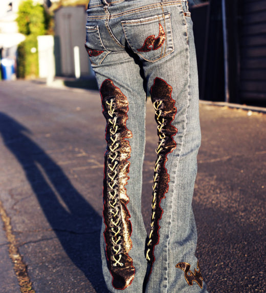 Jeans-Leopard-CheetahPrint-LaceUp