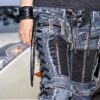 Hollywood Leggings - Custom Pants - Stage Clothes - DSC01768