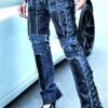 Hollywood Leggings - Custom Pants - Stage Clothes - DSC01781