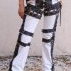 Hollywood Leggings - Custom Stage Clothes - custom Jeans - custom pants-00348