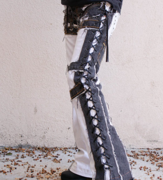 Hollywood Leggings - Custom Stage Clothes - custom Jeans - custom pants-00353