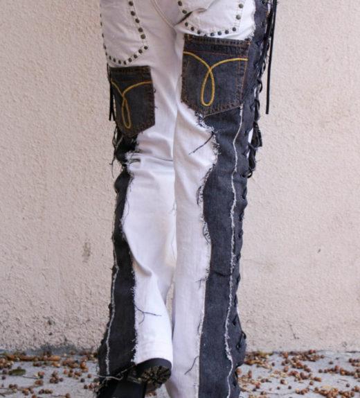 Hollywood Leggings - Custom Stage Clothes - custom Jeans - custom pants-00356