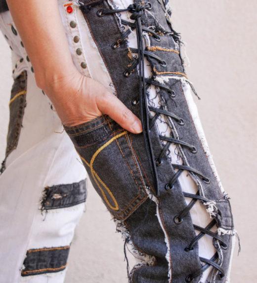 Hollywood Leggings - Custom Stage Clothes - custom Jeans - custom pants-00361