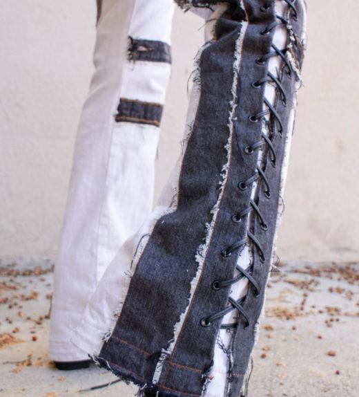 Hollywood Leggings - Custom Stage Clothes - custom Jeans - custom pants-00365