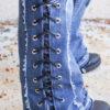 Hollywood Leggings - Custom Stage Clothes - custom Jeans - custom pants-00375