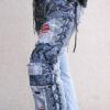 Hollywood Leggings - Custom Stage Clothes - custom Jeans - custom pants-00389