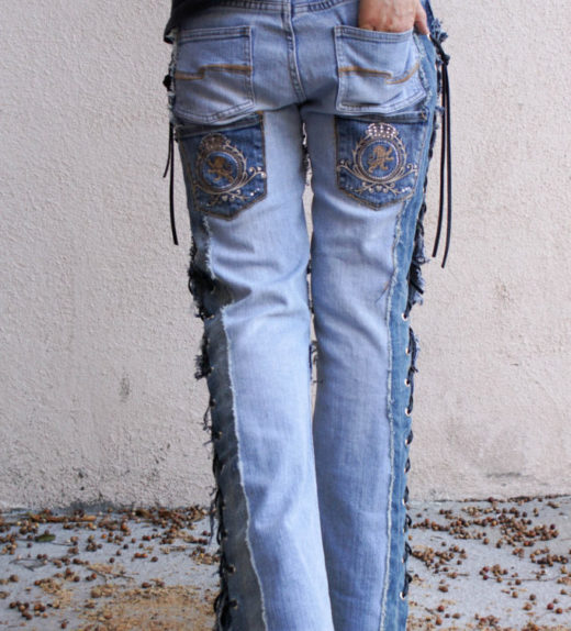 Hollywood Leggings - Custom Stage Clothes - custom Jeans - custom pants-00399