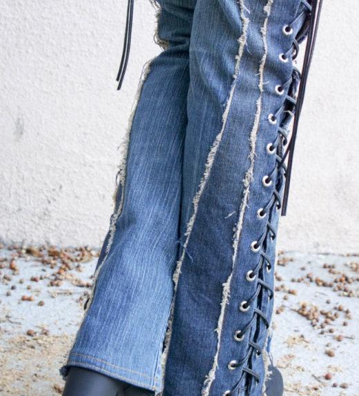 Hollywood Leggings - Custom Stage Clothes - custom Jeans - custom pants-00426