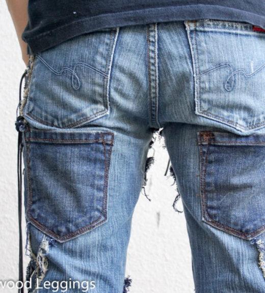Hollywood Leggings - Custom Stage Clothes - custom Jeans - custom pants-00428