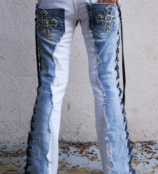 Hollywood Leggings - Custom Stage Clothes - custom Jeans - custom pants-00461