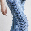 Hollywood Leggings - Custom Stage Clothes - custom Jeans - custom pants-00476