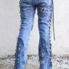 Hollywood Leggings - Custom Stage Clothes - custom Jeans - custom pants-00480