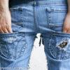 Hollywood Leggings - Custom Stage Clothes - custom Jeans - custom pants-00488