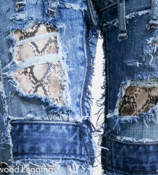 Hollywood Leggings - Custom Stage Clothes - custom Jeans - custom pants-00492