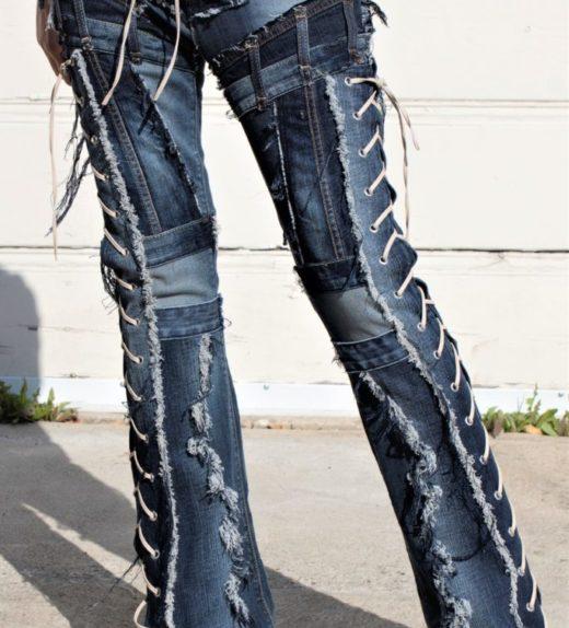 DSC04424.jpg #2 Hollywood Leggings Custom Pants-Clothes BLUE FIRE