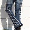 DSC04428.jpg #2 Hollywood Leggings Custom Pants-Clothes BLUE FIRE