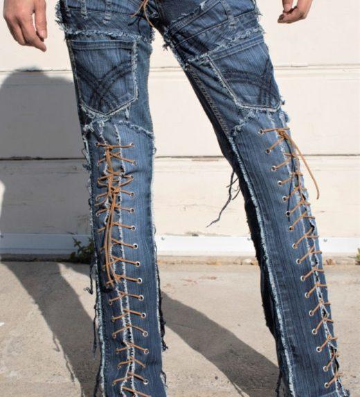 DSC04459.jpg #ollywood Leggings - Custom Pants - Stage Clothes  BLUE SKY