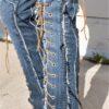 DSC04464.jpg #2 ollywood Leggings - Custom Pants - Stage Clothes  BLUE SKY