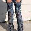DSC04474.jpg #2 ollywood Leggings - Custom Pants - Stage Clothes  BLUE SKY