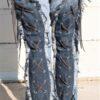 DSC04489.jpg #2 Hollywood Leggings Custom Pants-Clothes Bondage Blue
