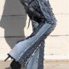 DSC04492.jpg #2 Hollywood Leggings Custom Pants-Clothes Bondage Blue