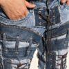 DSC04494.jpg #2 Hollywood Leggings Custom Pants-Clothes Bondage Blue