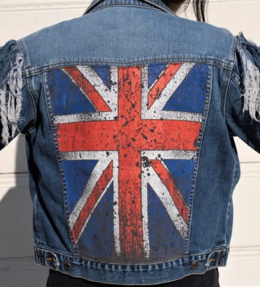 DSC04502.jpg #2ollywood Leggings - Custom Pants - Stage Clothes  Jackets UK flag