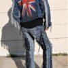 DSC04511.jpg #2ollywood Leggings - Custom Pants - Stage Clothes  Jacket UK flag